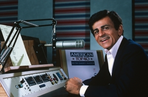 Casey Kasem, co-founder and long-time host of 'American Top 40.'