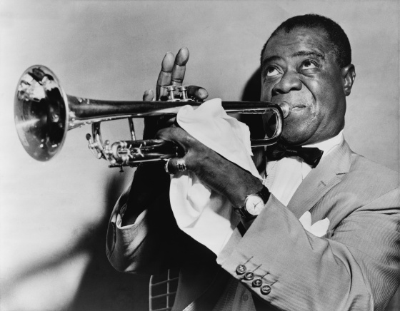Louis Armstrong's version of