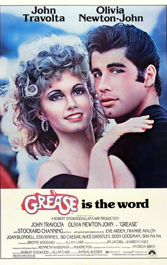 John Travolta and Olivia Newton-John's single