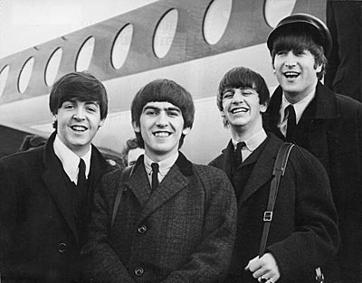 The Beatles had a profound effect on musical theatre songs placement on the pop charts.