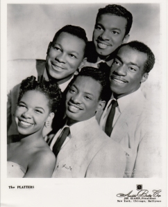 The Platters revived the old Kern and Harbach tune